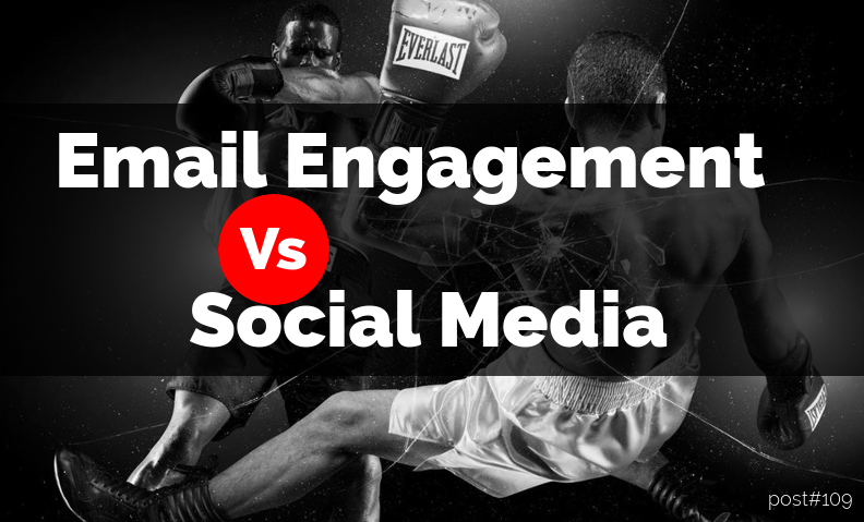 El engagement del Social Media Vs Mail Marketing