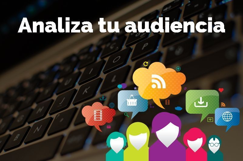 4 Ideas para establecer tu plan de analítica social basado en tu audiencia