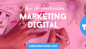 Plan de contenidos en Marketing Digital