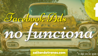 Facebook Ads no funciona, no vende