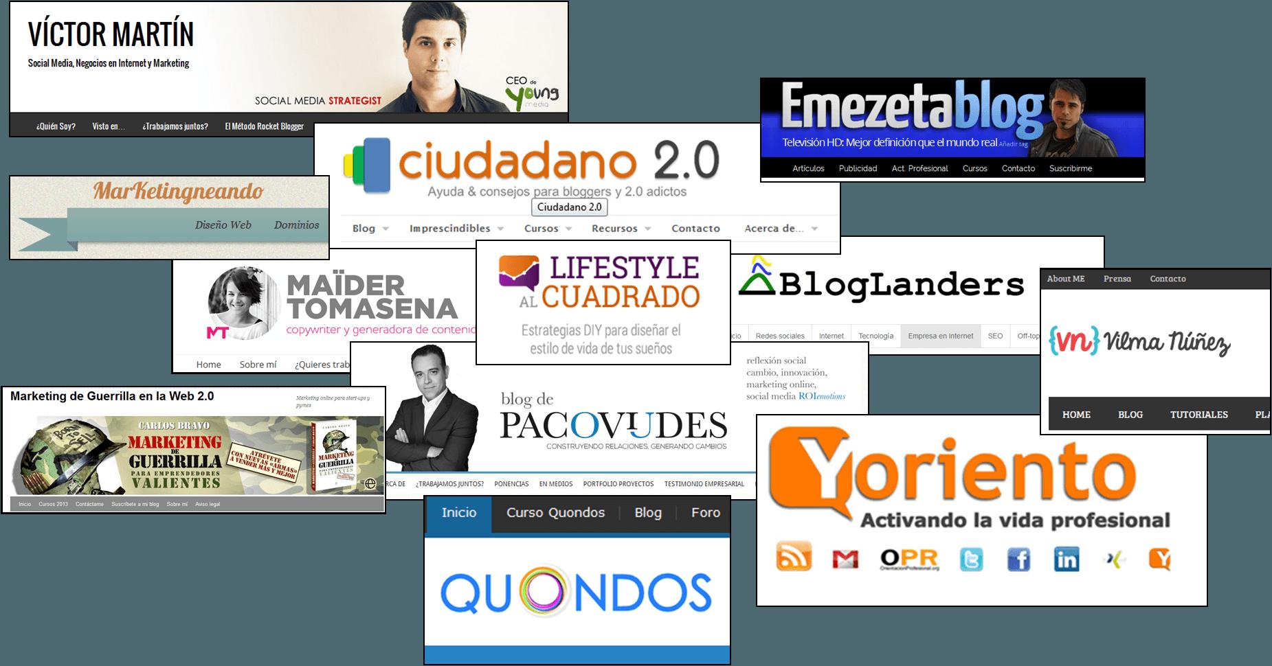Los 13 mejores post de SEO, marketing digital y social media