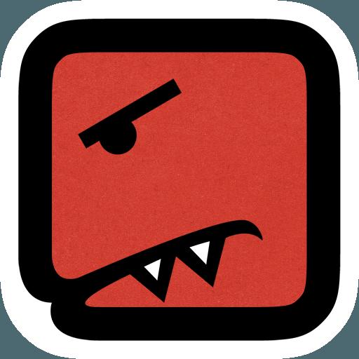 App móvil Blockie