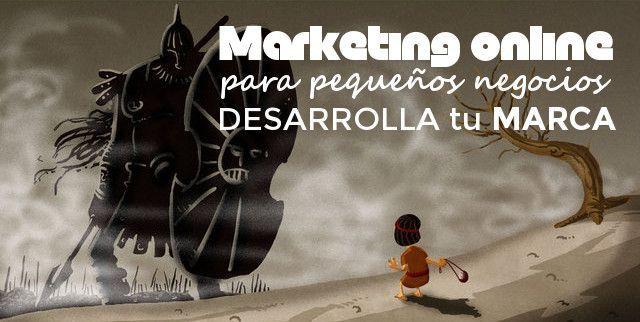 como desarrollar una estrategia de marketing online en pequeños negocios