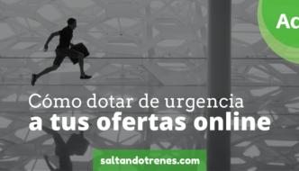 urgencia en tus ofertas online